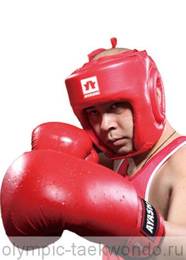 Защитный боксёрский шлем для соревнований