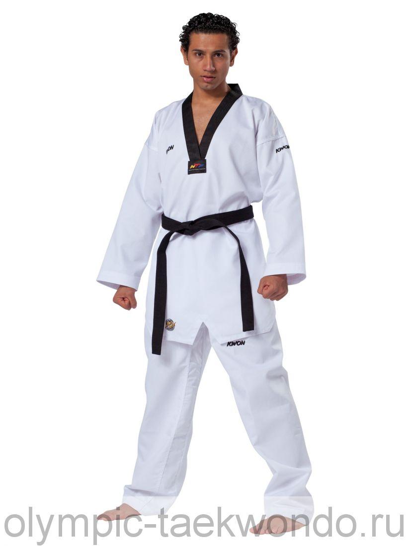 Добок униформа KWON для тхэквондо WTF добок Victory Uniform